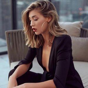 8 Other Reasons Koko Hoop Gold Earrings
